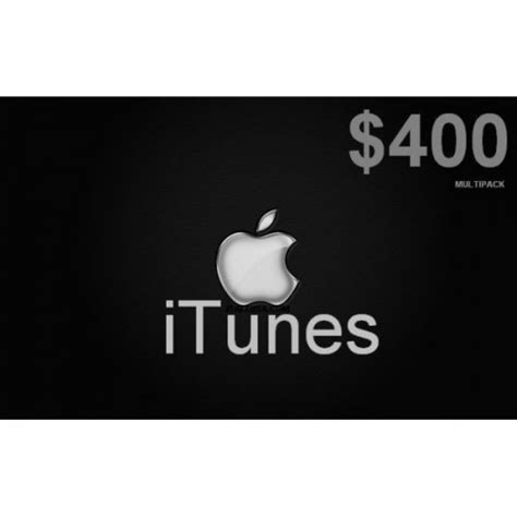 Iphone Gift Card App - itunes 400 gift cards apple iphone usa certificates app ipad emailed today 400
