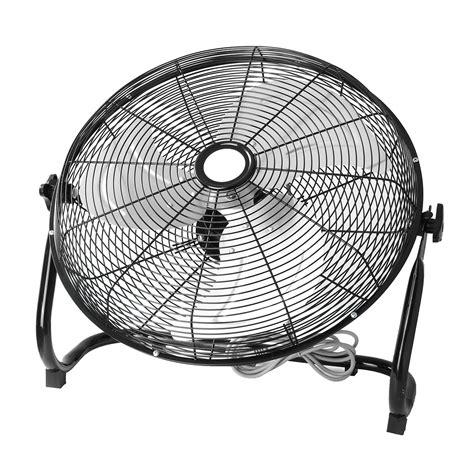 20 inch industrial fan 14 20 inch industrial floor desk fan high velocity air