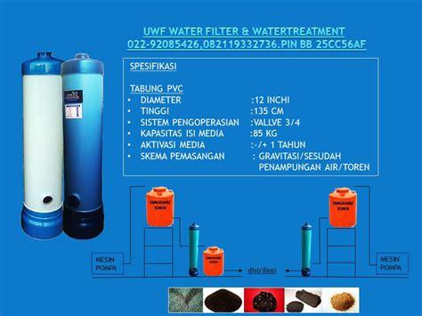 Paket Filter Air Zat Besi Dengan Manganese Zeolite filter air bandung bergaransi filter air alat penjernih