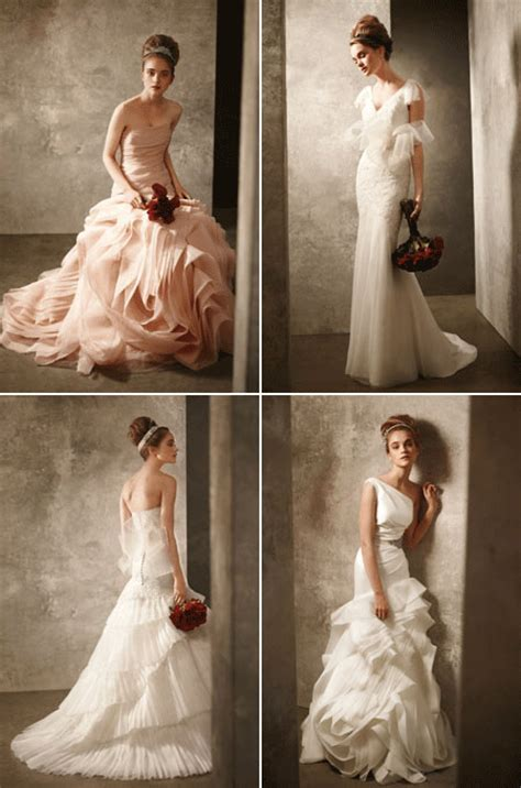 White by Vera **** at David's Bridal   Las Vegas Wedding