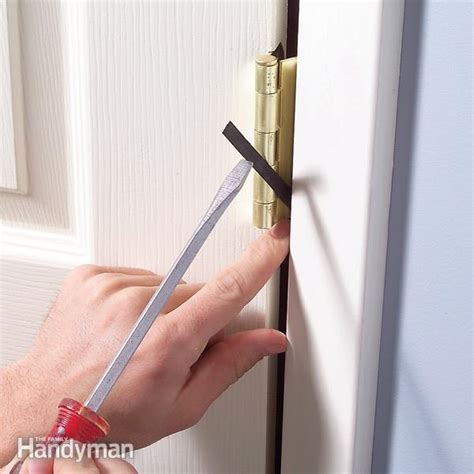 Repair Door by Interior Door Repair Interior Doors That Won T Stay