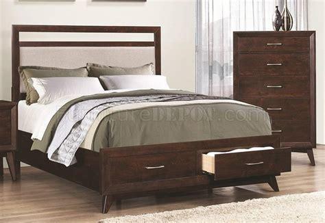 carrington bedroom furniture carrington 205041 5pc bedroom set by coaster w options