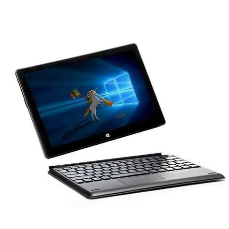 Tablet Laptop 4gb 64gb 10 1 inch windows 10 system laptop tablet 2 in 1