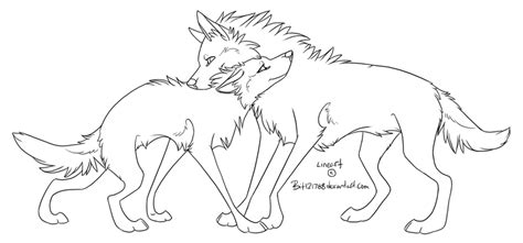 wolf love coloring pages 1000 images about lineart bases on pinterest coloring