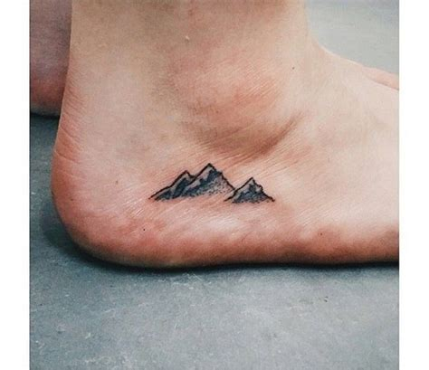 tattoo meaning mountain 40 cute mountain tattoo designs for everyone hobby lesson