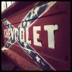 chevy rebel flag via loudandproudcountry trucks