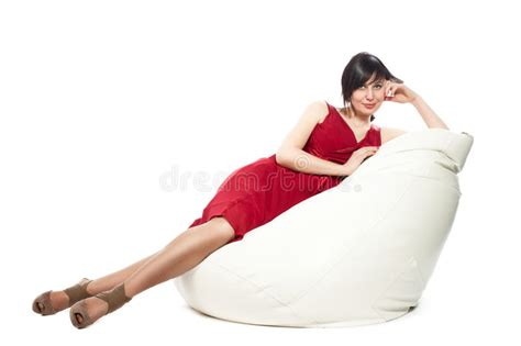 nude woman in red armchair woman in red armchair 28 images american style stock