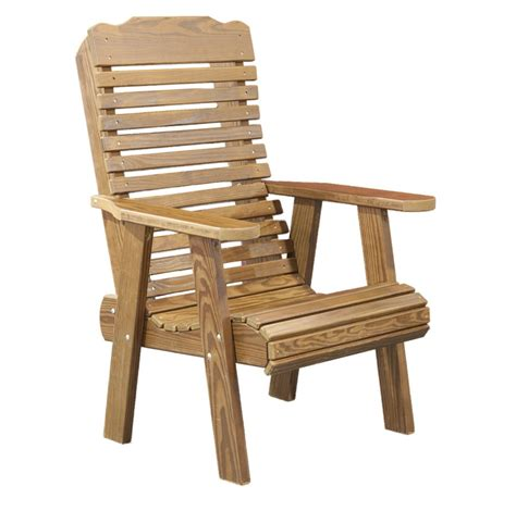 Stylish Wood Patio Chairs Wooden Furniture Home Outdoor