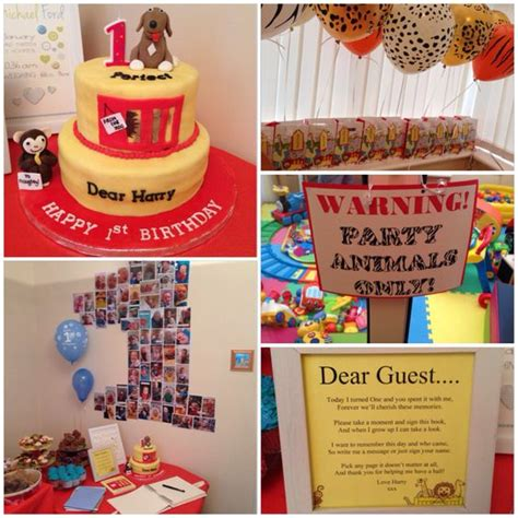 zoo themed birthday party pinterest dear zoo themed 1st birthday party liam birthday
