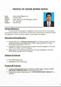 Resume Extracurricular Activities Sle by Best Curriculum Vitae Sles