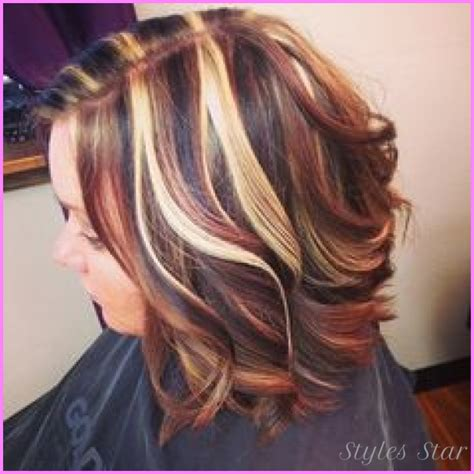 highlights and lowlights for red hair highlights and lowlights for red hair stylesstar com