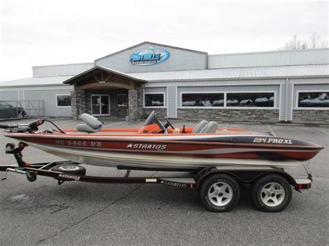 stratos boat dealers north carolina for sale used 2005 stratos 294 pro xl in morganton north