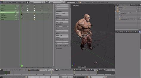 Tutorial Blender To Unity | export an animated character from blender to unity
