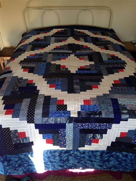 curved cabins curved log cabin quilt top quilts log