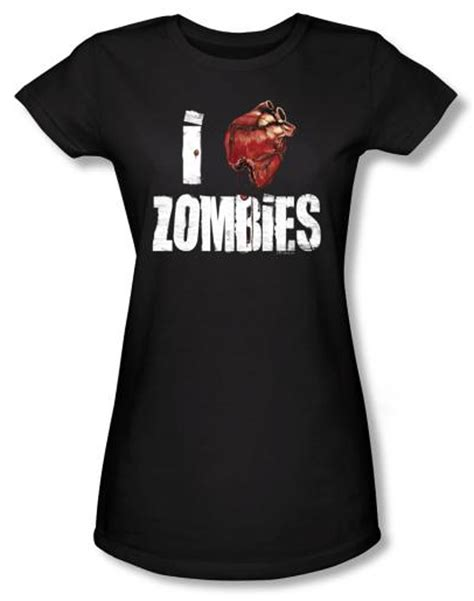 zombie t shirt tutorial zombie juniors t shirt i bloody heart zombies black tee