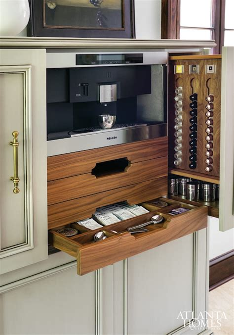 Coffee Station Cabinet by Coffee Station In Bathroom Design Ideas