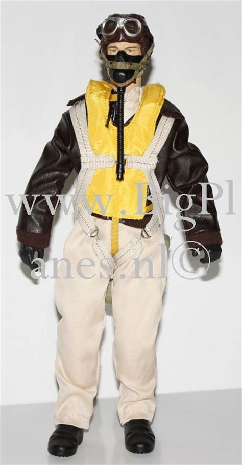 Jaket Bomber Pilot The Fate Rtf wwii american usaaf rc warbird pilot 12 inch