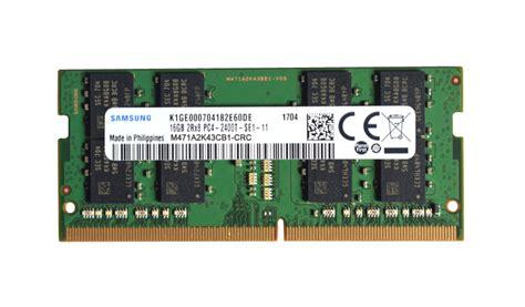 Sodimm 4gb Ddr4 Pc4 19200 2400 Oca Ram Memory Laptop samsung 16gb ddr4 2400 pc4 19200 unbuffered 260 pin sodimm m471a2k43cb1 crc