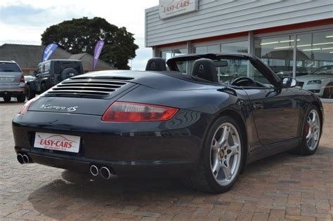 Porsche 997 4s Cabriolet For Sale used porsche 911 4s cabriolet 997 for sale in