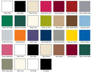 spray paint color chart spray paint colors laurensthoughts
