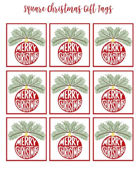 christmas printables christmas tags printable christmas gift tags printable