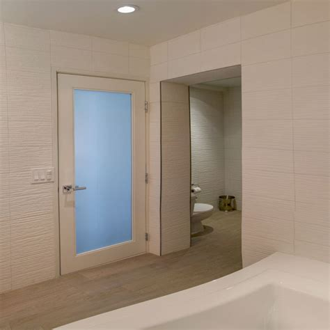 Wp1llami Interior 1 Lite White Primed With Dual White Laminated Glass Doors