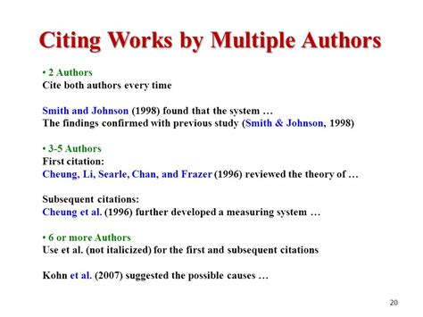 apa format journal article multiple authors avoiding plagiarism and citing sources of information
