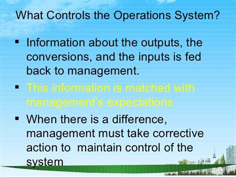 What Is Operations Mba by Operations Management Ppt Bec Doms Bagalkot Mba