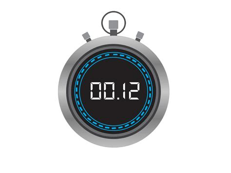Powerpoint Timer Animation Template Stopwatch Elearningart Powerpoint Timer Free