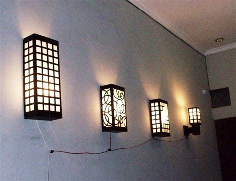 jenis  model lampu taman rumah minimalis led  tenaga surya