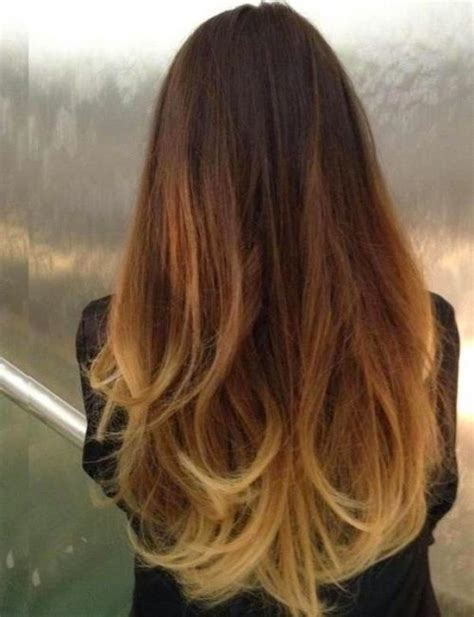 Model Rambut Ombre 2016 by 16 Model Rambut Ombre 2018 Paling Populer Fashion Modern