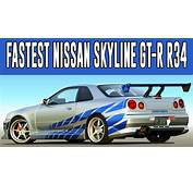 Forza 5 Fastest Fast And The Furious Nissan Skyline GT R