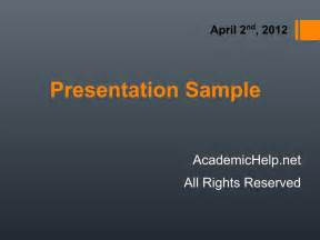 Best Powerpoint Templates For Academic Presentations by Free Ppt Presentation Sle Academichelp Net