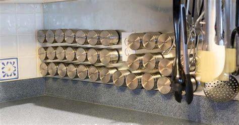 diy outdoor spice rack diy magnetic spice rack hometalk