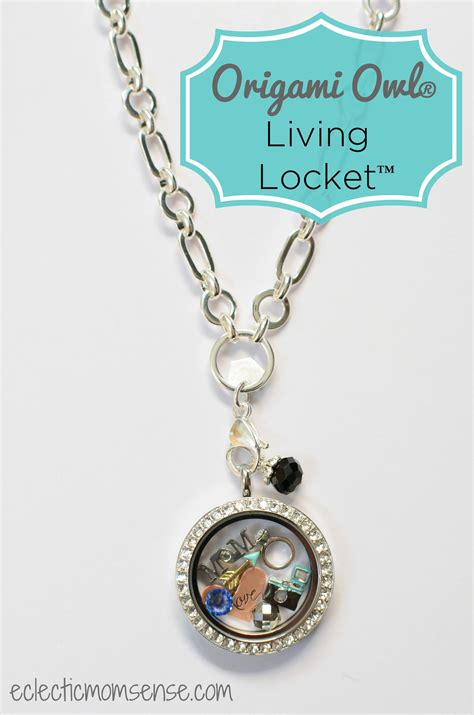 How To Open Origami Owl Locket - origami owl 174 living locket building your story eclectic