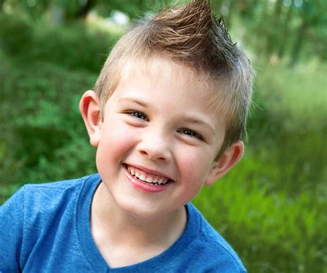 fohawk cuts for little boys surfer haircuts for little boys pictures