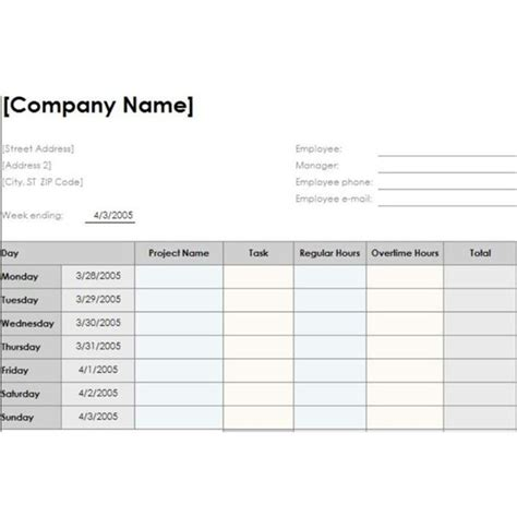overtime report template time tracking worksheet virallyapp printables worksheets