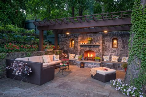 Landscape Architect Westchester County Ny Casual Elegance In Westchester County Ny Traditional