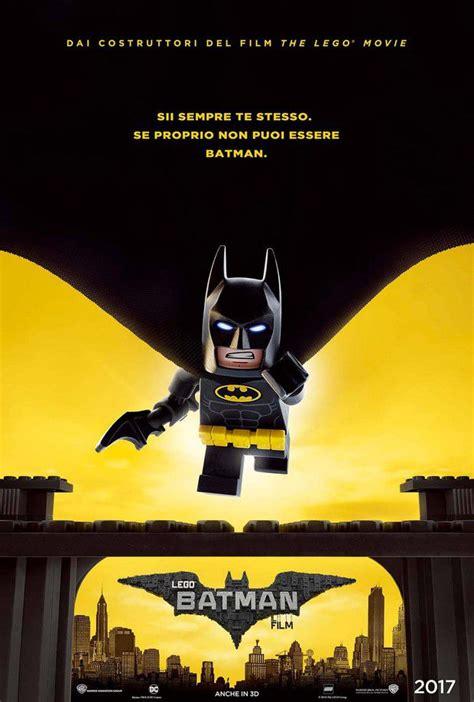 s day trailer ita lego batman il trailer italiano poster foto