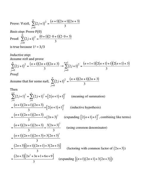 define proof by induction define proof by induction 28 images induction html exles of proof by induction discrete