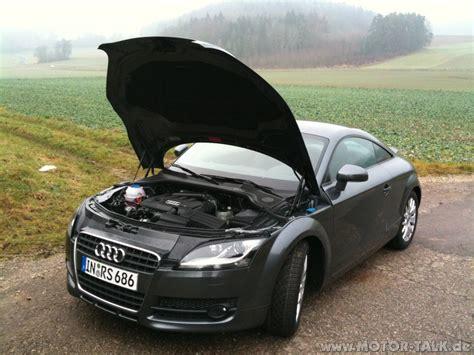 Audi Tt Motorhaube by Daemmmatte Ttrs D 228 Mmmatte An Der Motorhaube Audi Tt