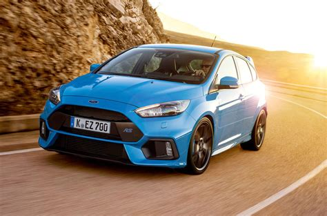 Cars St new ford st and focus st development way autocar