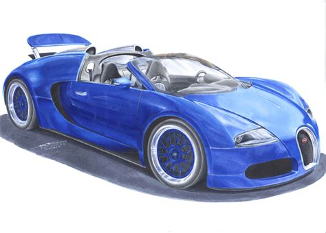 bugatti drawing martini style hello my drawing of the bugatti veyron