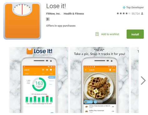 lose it android top 10 calorie counter apps to track your calories andy tips