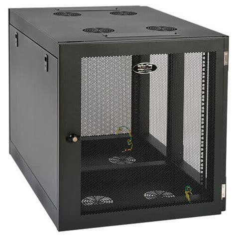 How To Install Rack Mount Server by Smartrack 12u Heavy Duty Low Profile Server Depth Side