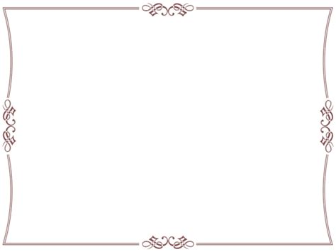 templates for borders certificate border design template choice image