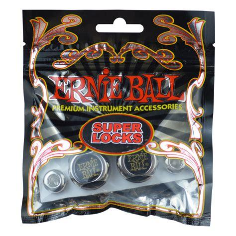 Ernie 4600 Lock Nikel ernie straplocks locking buttons for electric