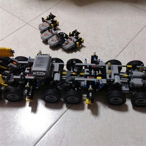 Building And Design Games For Kids crane collected lego technic ultimate moc parts