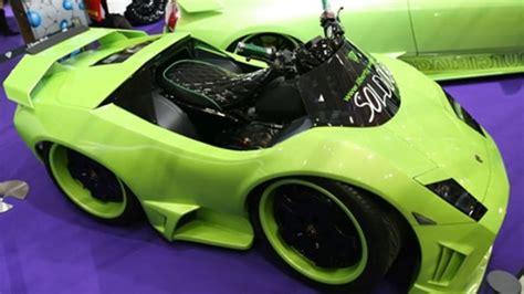 Kid Lamborghini Lamborghini For Autoevolution