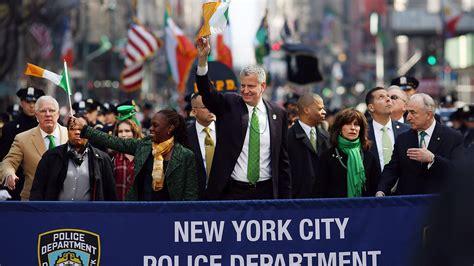 day nyc 2017 nyc st s day parade 2017 closures parade